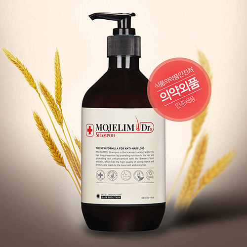 MOJELIM Dr.Shampoo 500ml / The New Formula for Anti-Hair Loss  / Authentic / International Shipping from Korea picture 3